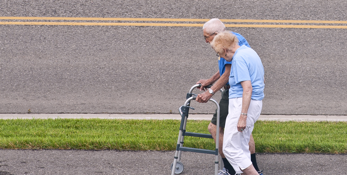 Accessibility for an aging population