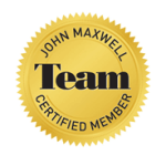 Graphic for seal of John Maxwell Certified Team Member